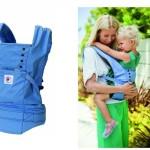 [ERGO] Baby Carrier 運動款揹巾入手 好用推薦