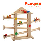 好好玩的PlayMe轉轉花園~安全又優質的木製玩具