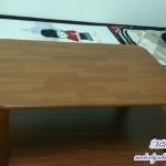 [特力屋] 大和寬腳可折式和室桌 質感好 好收納 好方便