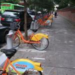 [台中] iUbike 微笑單車 雙十路二段上孔廟旁也設站啦 太開心了