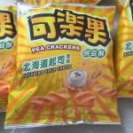 [體驗] 可樂果 北海道起司風味 起司搭上洋蔥 香濃好吃一口接一口