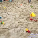 [台中] 童樂玩沙 市區就有沙坑耶 來去百貨公司玩沙囉 一起來參加沙雕童樂會