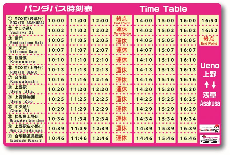 [日本] 東京親子行 淺草熊貓巴士 週末無料巡迴 來搭免費巴士觀光囉 - 免費巴士, 東京免費巴士, 東京自由行, 東京親子旅行, 淺草, 淺草免費巴士, 無料, 熊貓巴士 - 猴子【東】遊記 - 親子 旅遊 住宿 景點 美食