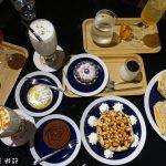 [台中] 新銳咖啡 Sensory Cafe 深夜咖啡廳甜點精緻好吃