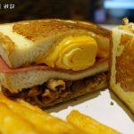 [台中] 本心三明治 逢甲商圈 下午茶 宵夜三明治 甜點的好選擇