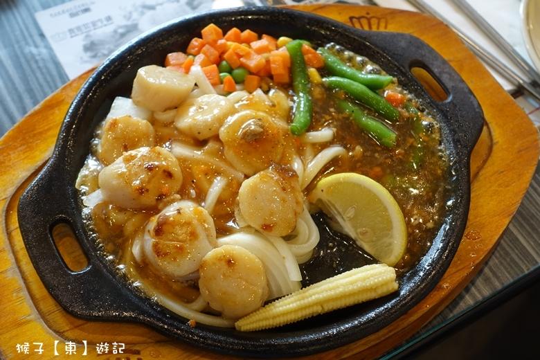 台中美食,吃到飽,沙拉吧,牛排吃到飽 @猴子【東】遊記