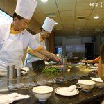 [台中] 諾米亞鐵板燒 新鮮食材 簡單調味 沙朗 蟹肉炒蛋 好吃推薦