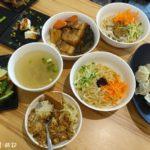 [台中] 四知堂 火車站 新時代 週邊美食 麵食 水餃 飯 好吃推薦