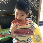 [體驗] 新東陽肉乾 一吃就上癮 50週年限量大嘴包 妖鬼吃肉乾