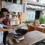 [宜蘭] 阿祖ㄟ土礱間 木造碾米廠 炒玄米茶diy 食尚玩家也有報導