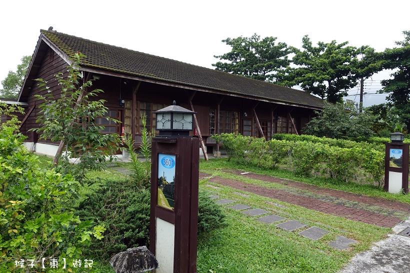 花蓮觀光糖廠小木屋