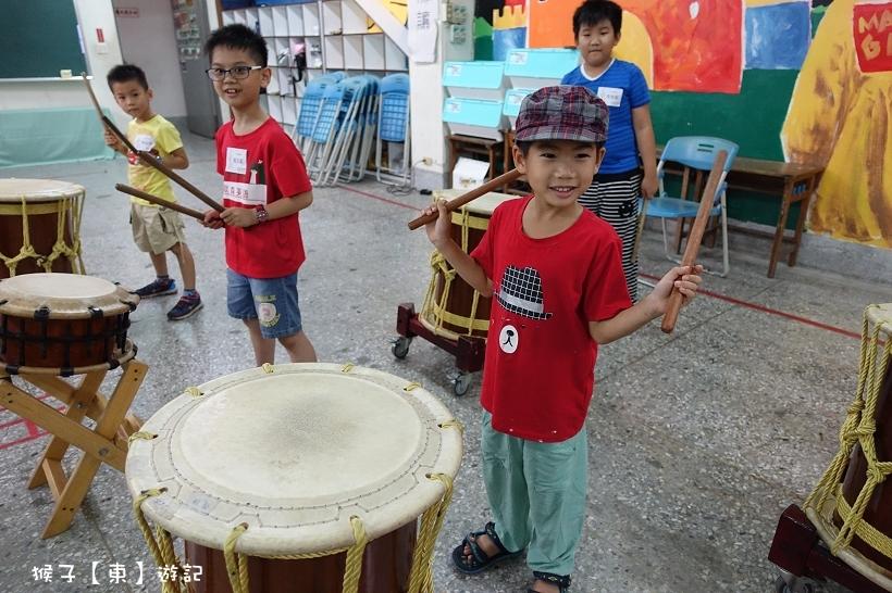 [台中] 鼓創藝術 兒童太鼓 體驗打擊樂趣 訓練體能 孩子學會專注有自信 - 夏令營, 親子 - 猴子【東】遊記 - 親子 旅遊 住宿 景點 美食