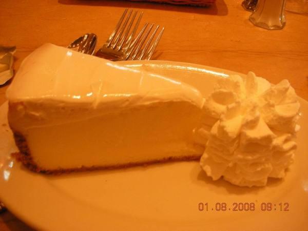 原味cheeze cake