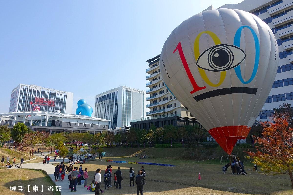ig打卡景點,拍照景點,熱氣球推薦 @猴子【東】遊記