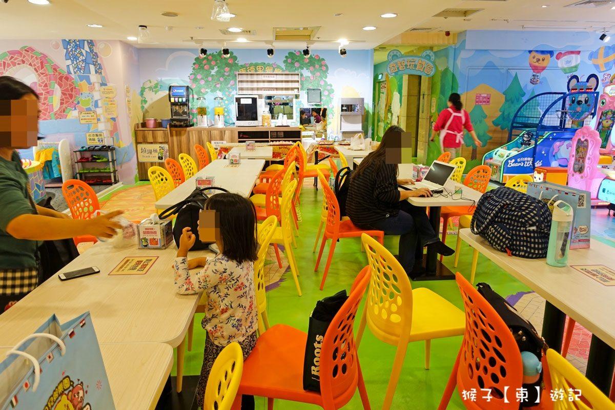 台中親子景點推薦,台中親子餐廳