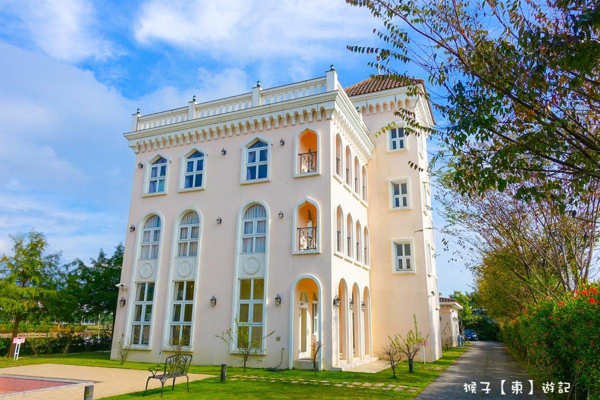 宜蘭城堡民宿,宜蘭浪漫民宿
