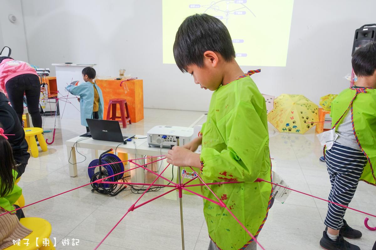 組裝傘-台中大振豐洋傘觀光工廠