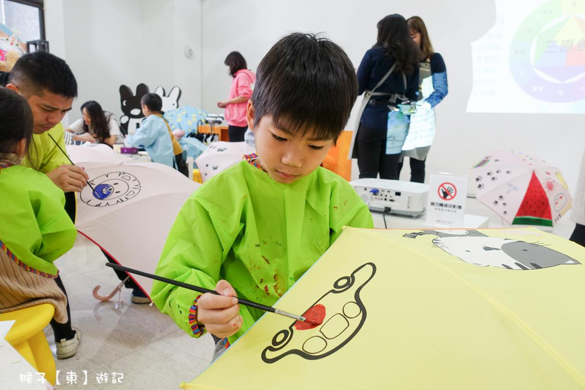 彩繪傘-台中觀光工廠推薦