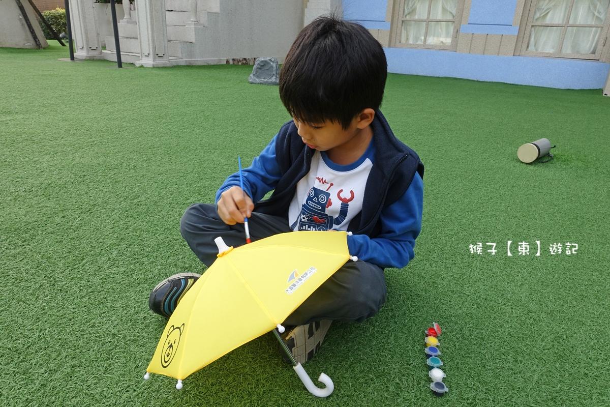 彩繪傘材料包-台中雨傘觀光工廠推薦