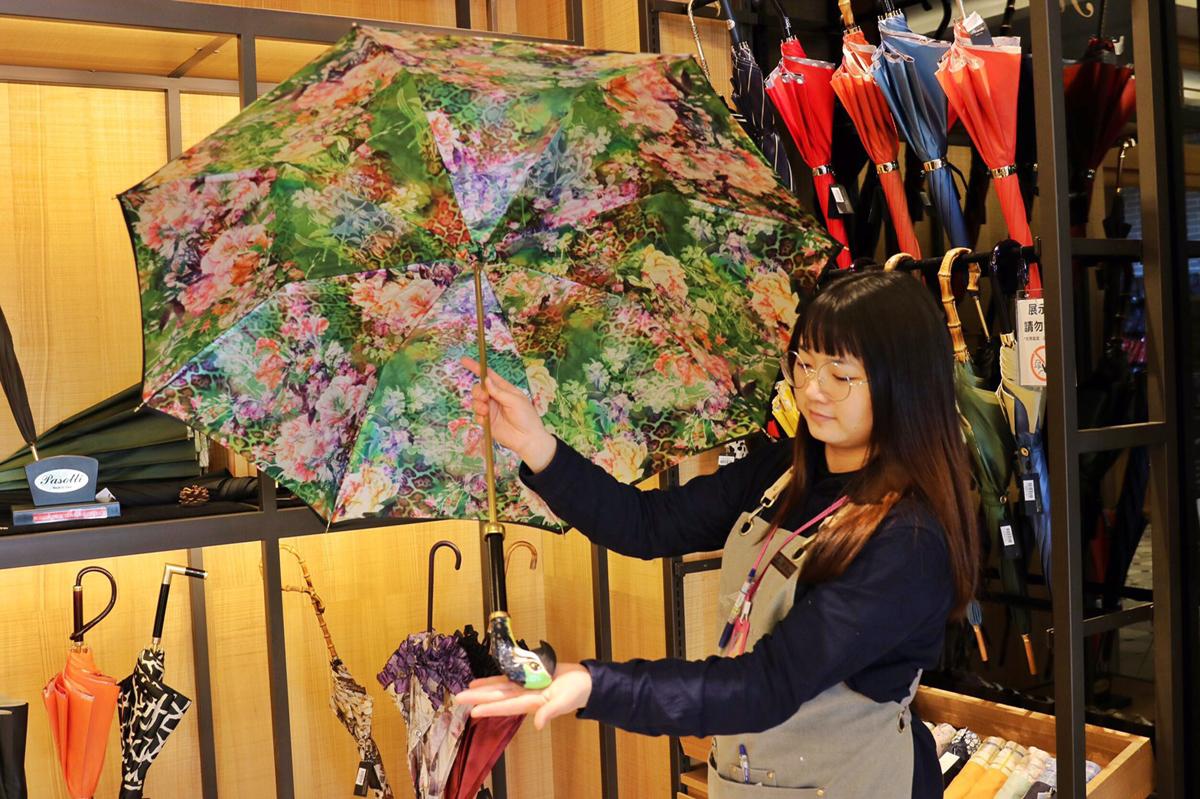 義大利手工傘-大振豐洋傘
