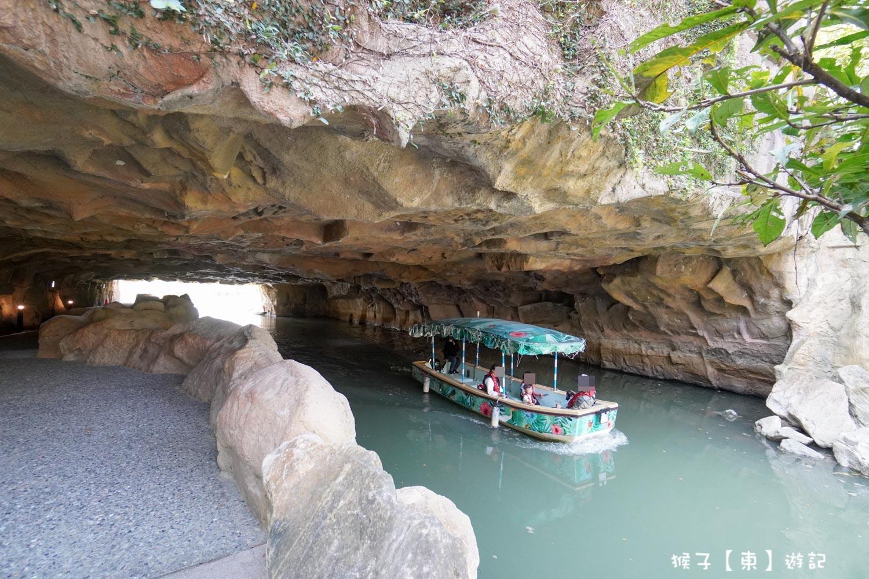 冬山河生態綠舟遊船