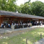 [日本] 東京親子行 星巴克 上野恩賜公園店 喝杯咖啡享受大自然