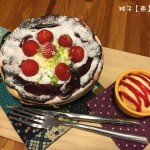 [台中] 青木和洋食彩 莓果森林熱鍋鬆餅讓人驚豔