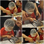 [3Y11M5D] Cold Stone酷聖石冰淇淋歡樂體驗教室 炒冰體驗好有趣